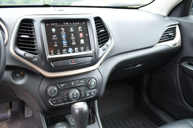 2014 Jeep Cherokee Limited 4WD Naugatuck, Connecticut 17
