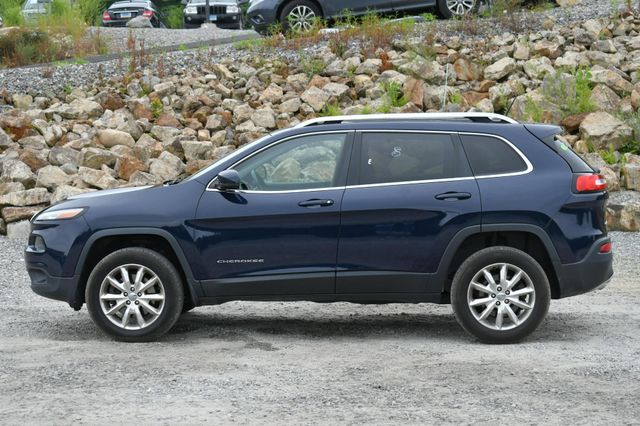 2014 Jeep Cherokee Limited 4WD Naugatuck, Connecticut 3