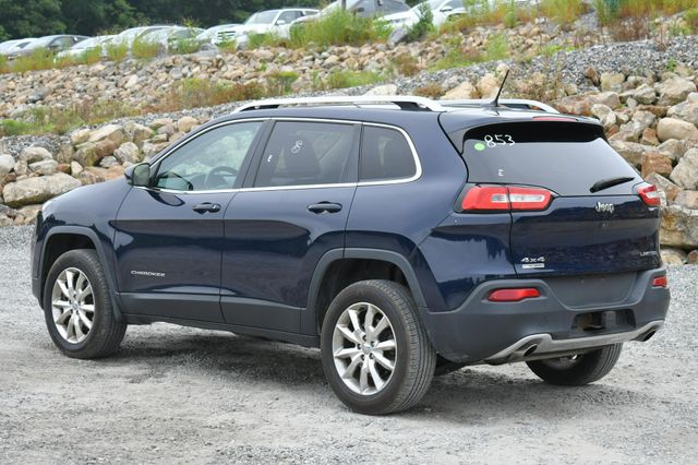 2014 Jeep Cherokee Limited 4WD Naugatuck, Connecticut 4