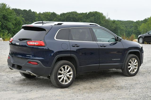 2014 Jeep Cherokee Limited 4WD Naugatuck, Connecticut 6
