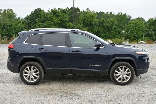2014 Jeep Cherokee Limited 4WD Naugatuck, Connecticut 7