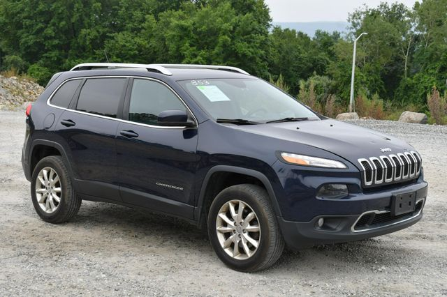 2014 Jeep Cherokee Limited 4WD Naugatuck, Connecticut 8