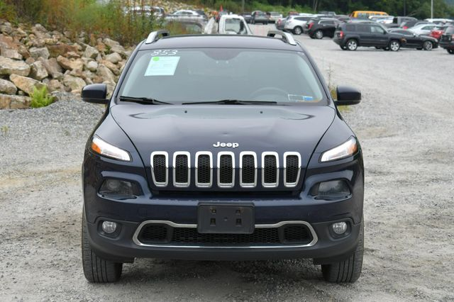 2014 Jeep Cherokee Limited 4WD Naugatuck, Connecticut 9