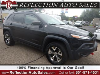 2014 Jeep Cherokee Trailhawk in Oakdale, Minnesota 55128