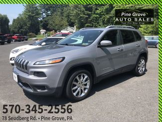 2014 Jeep Cherokee Limited | Pine Grove, PA | Pine Grove Auto Sales in Pine Grove