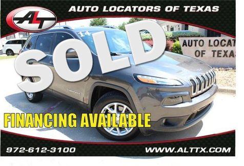 2014 Jeep Cherokee Latitude   Plano, TX   Consign My Vehicle in Plano, TX