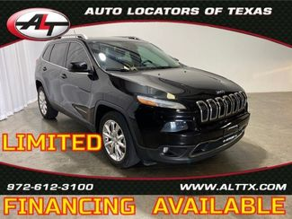 2014 Jeep Cherokee Limited in Plano, TX 75093