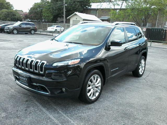 2014 Jeep Cherokee Limited San Antonio, Texas 1