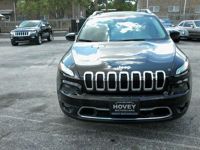 2014 Jeep Cherokee Limited San Antonio, Texas 2
