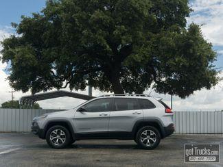 2014 Jeep Cherokee Trail Hawk 3.2L V6 4X4 in San Antonio Texas, 78217
