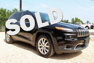 2014 Jeep Cherokee Limited FWD Loaded Sealy, Texas