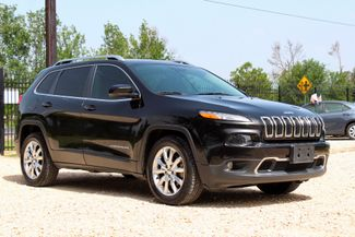 2014 Jeep Cherokee Limited FWD Loaded Sealy, Texas 1