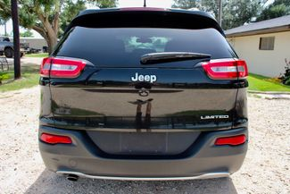 2014 Jeep Cherokee Limited FWD Loaded Sealy, Texas 15