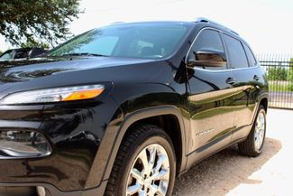2014 Jeep Cherokee Limited FWD Loaded Sealy, Texas 4