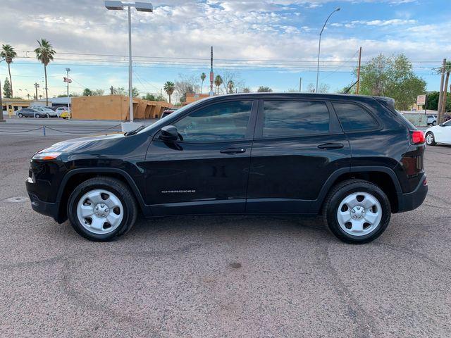 2014 Jeep Cherokee Sport 3 MONTH/3,000 MILE NATIONAL POWERTRAIN WARRANTY Mesa, Arizona 1