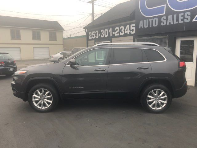 2014 Jeep Cherokee Limited in Tacoma, WA 98409