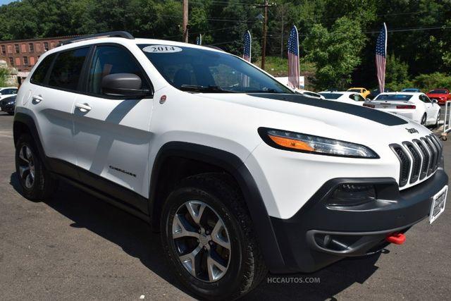 2014 Jeep Cherokee Trailhawk Waterbury, Connecticut 10