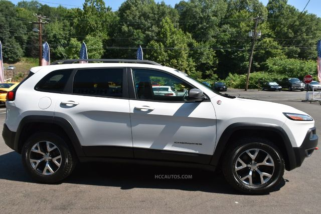 2014 Jeep Cherokee Trailhawk Waterbury, Connecticut 9
