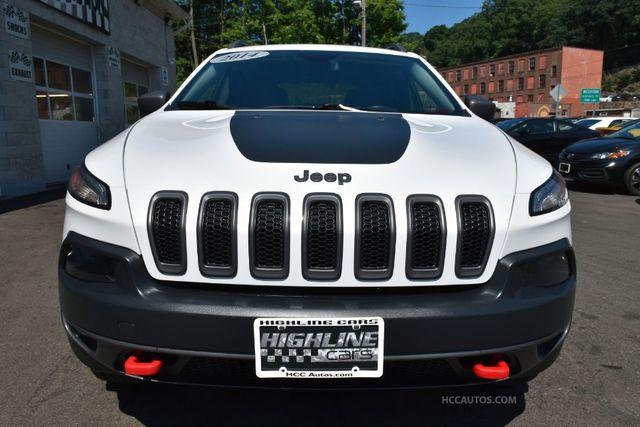 2014 Jeep Cherokee Trailhawk Waterbury, Connecticut 11