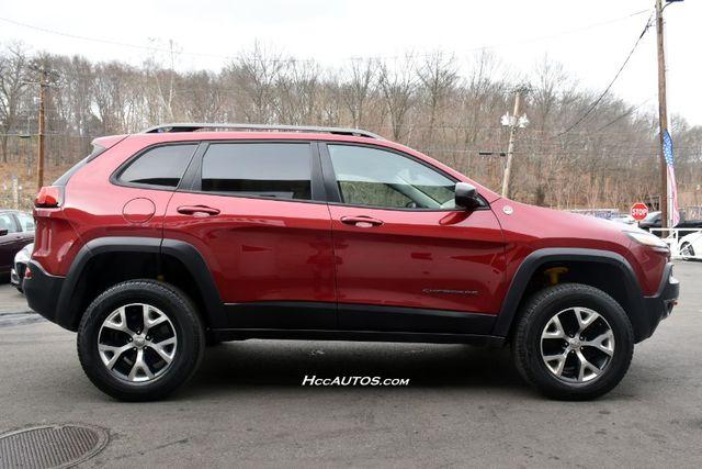2014 Jeep Cherokee Trailhawk Waterbury, Connecticut 5