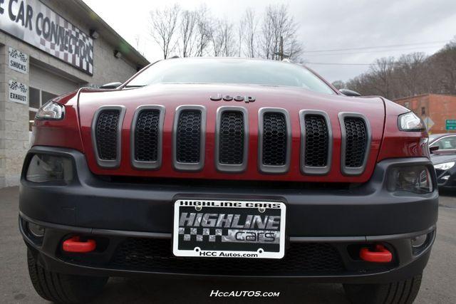 2014 Jeep Cherokee Trailhawk Waterbury, Connecticut 7