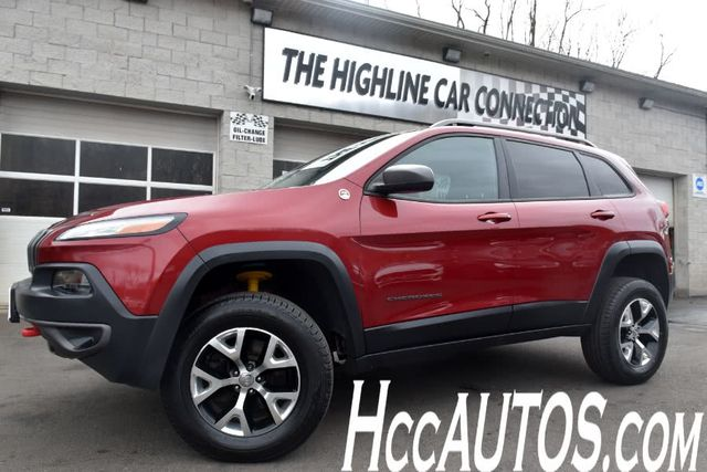 2014 Jeep Cherokee Trailhawk Waterbury, Connecticut