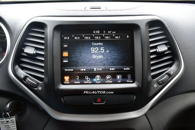 2014 Jeep Cherokee Trailhawk Waterbury, Connecticut 23
