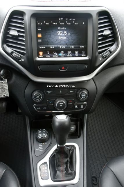 2014 Jeep Cherokee Trailhawk Waterbury, Connecticut 27