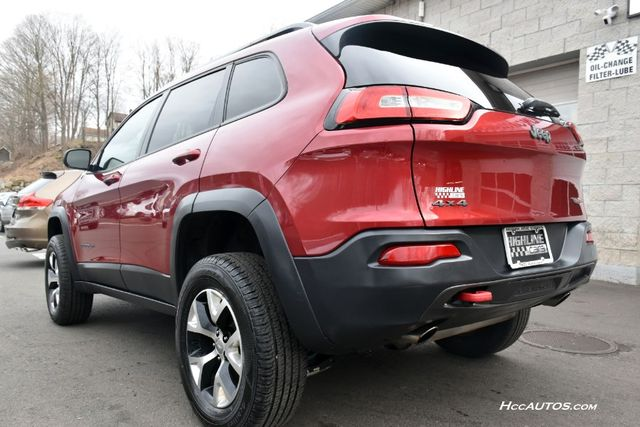2014 Jeep Cherokee Trailhawk Waterbury, Connecticut 3