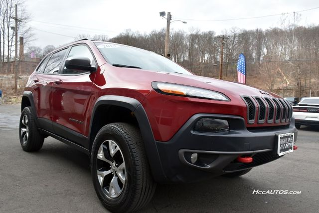 2014 Jeep Cherokee Trailhawk Waterbury, Connecticut 6