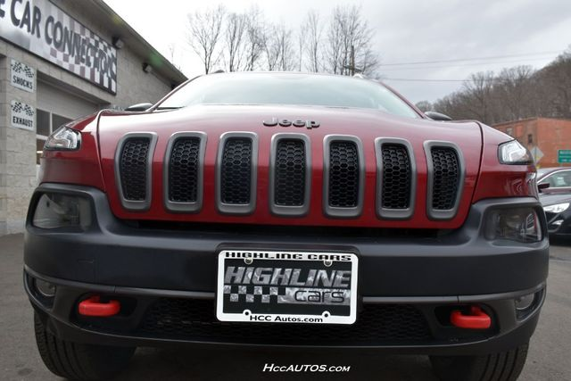 2014 Jeep Cherokee Trailhawk Waterbury, Connecticut 7