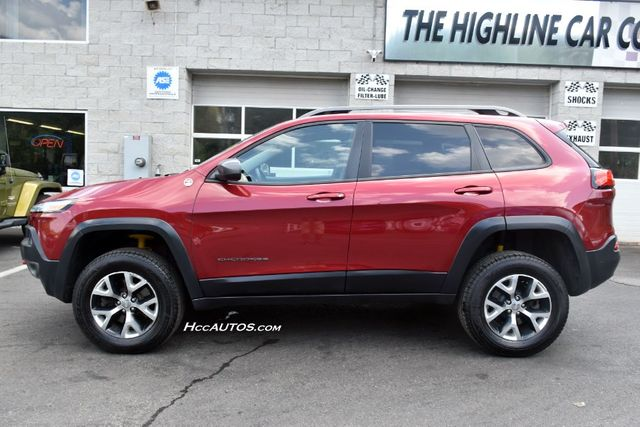 2014 Jeep Cherokee Trailhawk Waterbury, Connecticut 1
