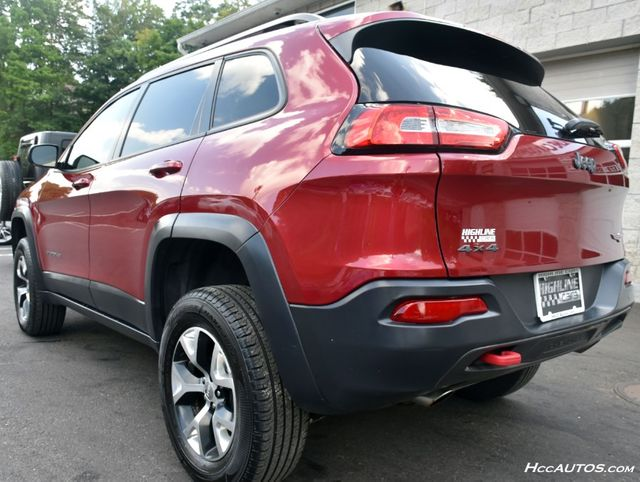 2014 Jeep Cherokee Trailhawk Waterbury, Connecticut 2