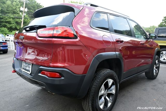 2014 Jeep Cherokee Trailhawk Waterbury, Connecticut 4