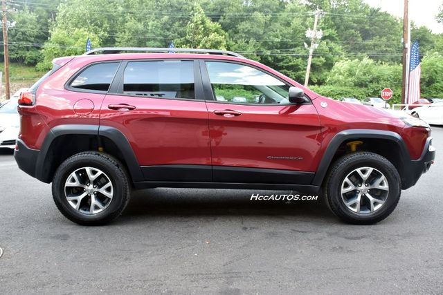 2014 Jeep Cherokee Trailhawk Waterbury, Connecticut 5