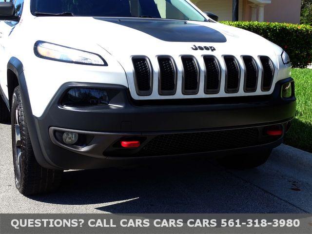 2014 Jeep Cherokee Trailhawk in West Palm Beach, Florida 33411