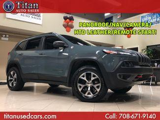 2014 Jeep Cherokee Trailhawk in Worth, IL 60482