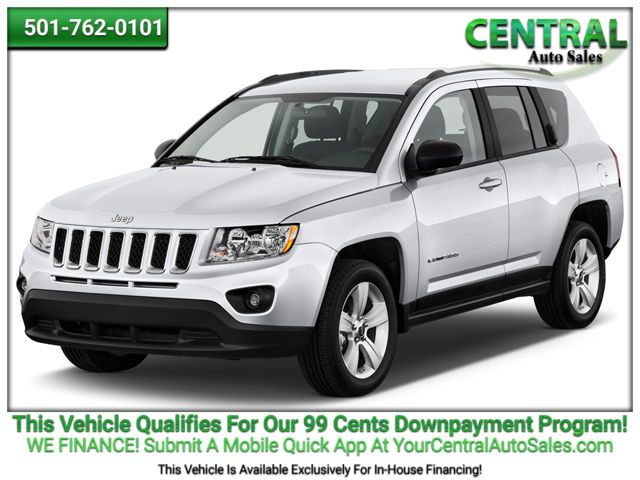 2014 Jeep Compass Sport | Hot Springs, AR | Central Auto Sales in Hot Springs AR