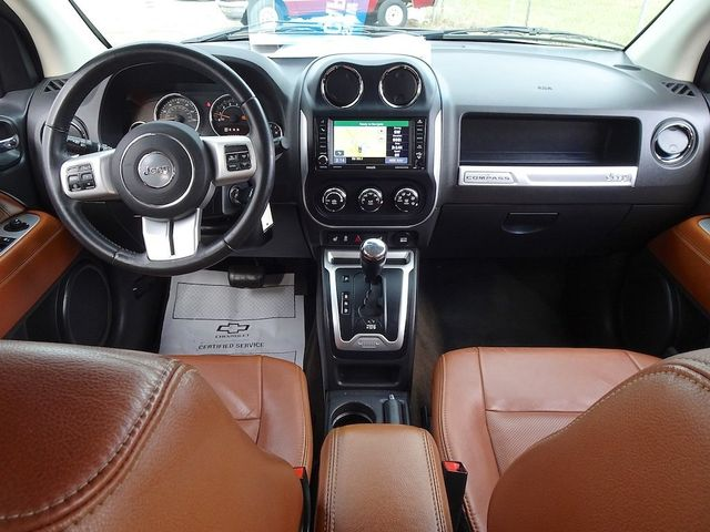 2014 Jeep Compass Limited Madison, NC 36