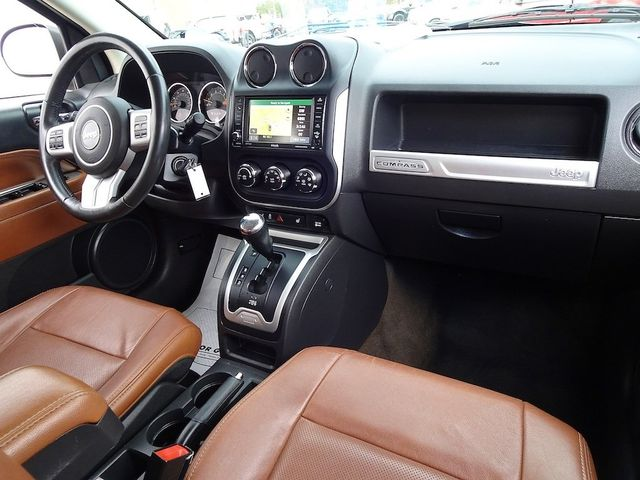 2014 Jeep Compass Limited Madison, NC 38