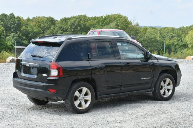 2014 Jeep Compass Latitude 4WD Naugatuck, Connecticut 6