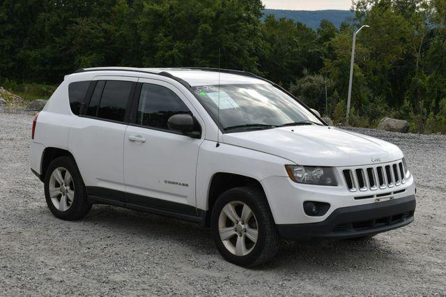 2014 Jeep Compass Sport 4WD Naugatuck, Connecticut 8