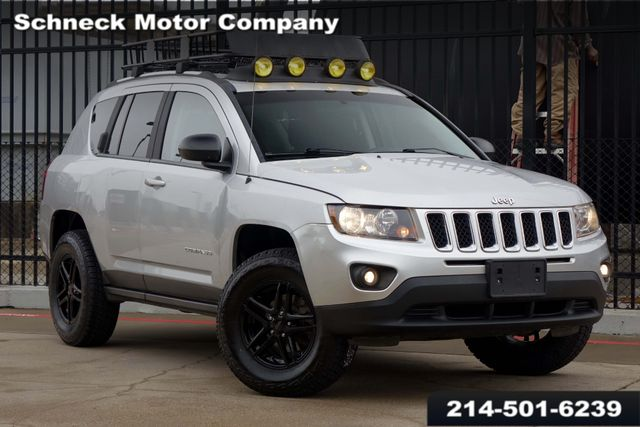 2014 Jeep Compass Lifted Sport