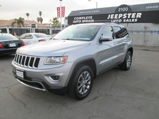 2014 Jeep Grand Cherokee 4X4 Limited in Costa Mesa California, 92627