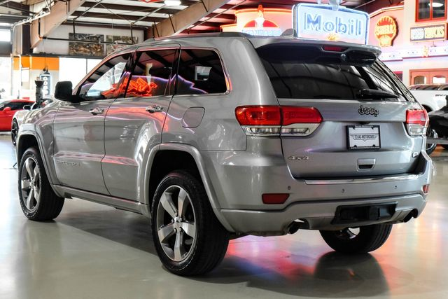2014 Jeep Grand Cherokee Overland 4x4 in Addison, Texas 75001