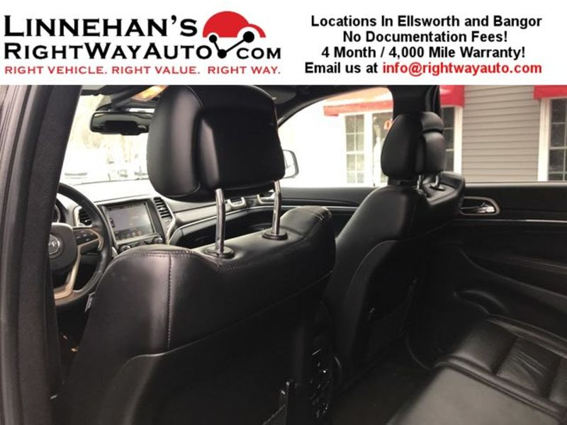 2014 Jeep Grand Cherokee Limited  in Bangor, ME