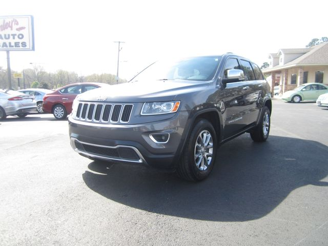 2014 Jeep Grand Cherokee Limited Batesville, Mississippi 1