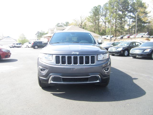 2014 Jeep Grand Cherokee Limited Batesville, Mississippi 4