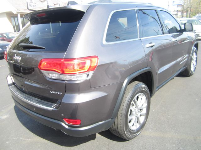 2014 Jeep Grand Cherokee Limited Batesville, Mississippi 13