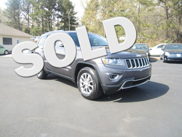 2014 Jeep Grand Cherokee Limited Batesville, Mississippi